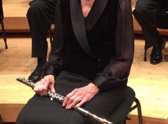 Chicago flute retires after 42 years