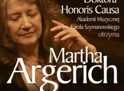 Martha Argerich: My greatest Polish moment since…