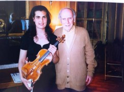 Theft alert: Duo devastated by violin robbery