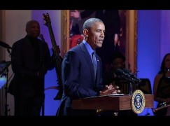 No classical musicians at Obama's 'celebration of American music'
