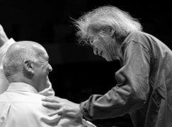 Vienna Philharmonic concertmaster plays his last