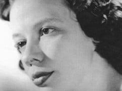 A memorable mezzo has died