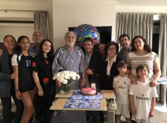 Placido Domingo hopes to leave hospital over weekend