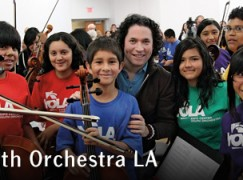 LA research: Learning music speeds up kids' brains