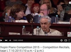 Anyone seen Chopin's missing juror?
