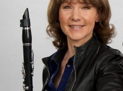 'My clarinet came off the back of a car'