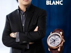 Now Lang Lang is a Swiss watchmaker