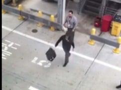 baggage handler san jose