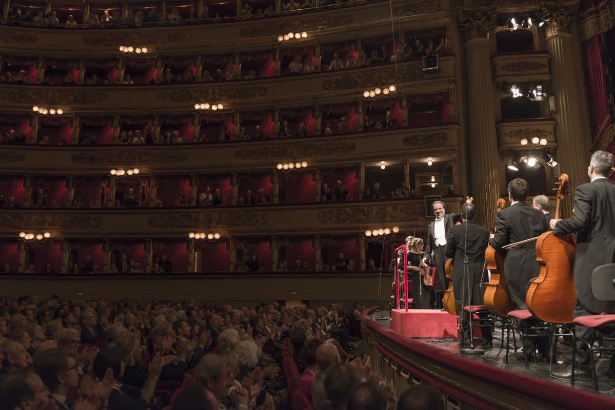 La Scala orch to make Bolshoi debut (instead of BBC Proms)