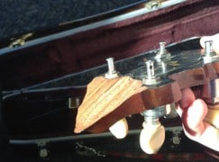 Another instrument smashed by American Airlines