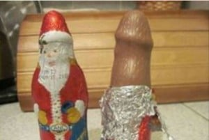 father christmas coming out