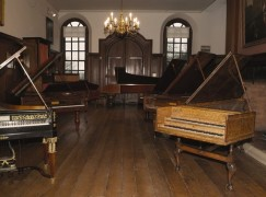 Piano museum springs back to life