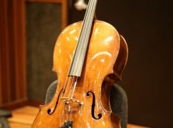 Happy end: Prized 1714 cello is found in abandoned car