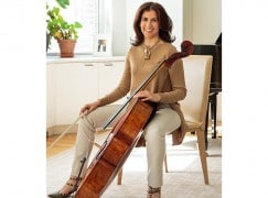 Cello rules: 'When I play, I can't wear any buttons'