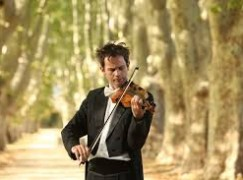 Concertmaster's broken violin 'may never sound the same again'