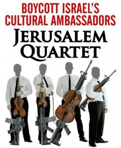 jerusalem quartet poster