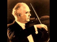 Death of a great American concertmaster