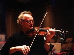 klaus tennstedt violin