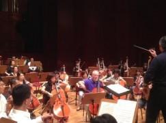 Exclusive: Lynn Harrell steps in as principal cellist