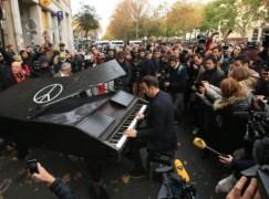 Paris pianist is named