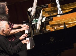 A great pianist turns 80 at the Wigmore Hall
