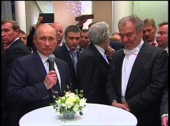Putin lavishes praise on Gergiev
