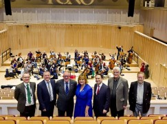 Scots orch has new home