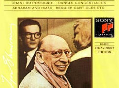 robert craft stravinsky