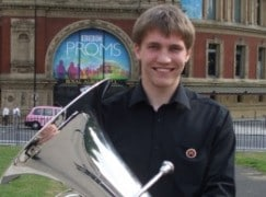 Scots tuba player wins Berlin audition
