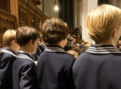 Which country in Europe has the most choir singers?