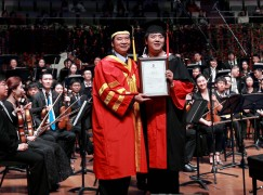 Beijing's Conservatory chief is sacked for 'corruption'