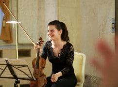 A fourth woman crosses the Vienna Philharmonic threshhold