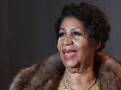 Say a little prayer for Aretha Franklin
