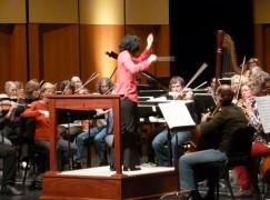 An orchestra will start to die tonight