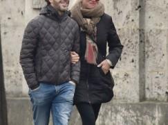 Wedding bells: Maestro marries TV presenter in 'secret ceremony'