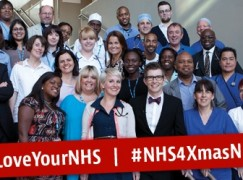 Meet the hospital choir who just beat Justin Bieber to the Christmas #1