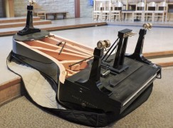 steinway overturned