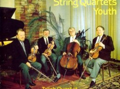 Legendary string quartet loses two players