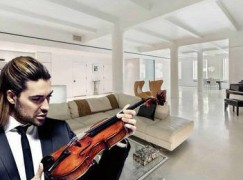 Porn star alleges sex abuse by classical violin star