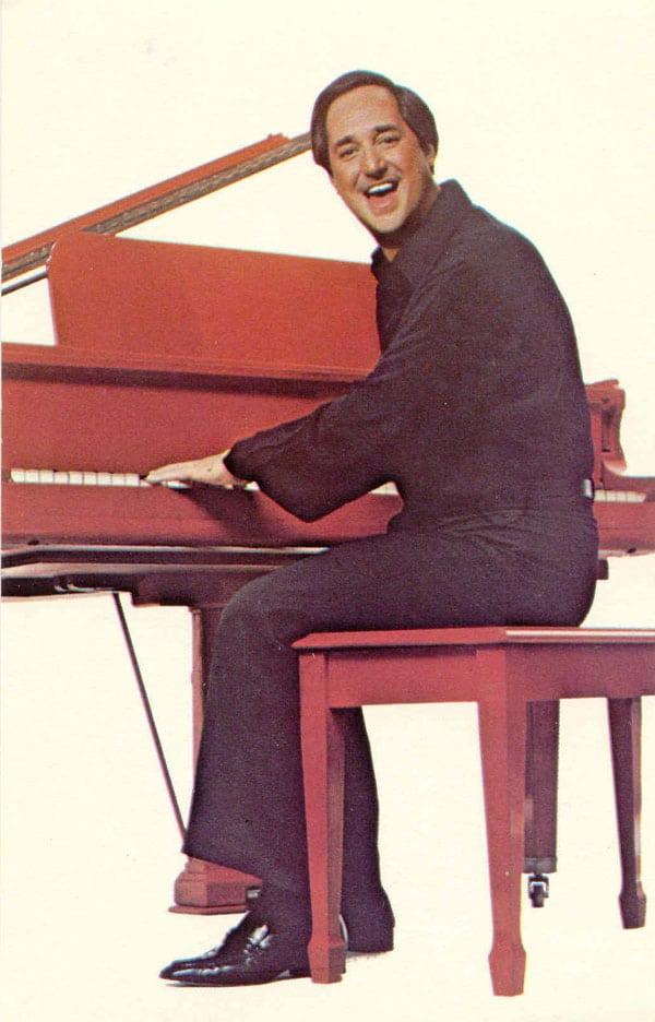 Neil Sedaka at-Red-Piano
