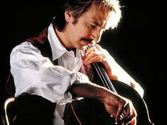 The cellist returns