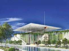 Greece's £500 million opera house will open next year
