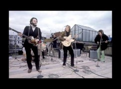 beatles rooftop youtube