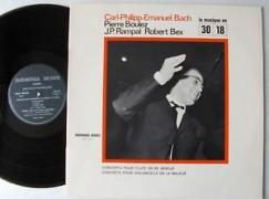 Boulez conducts Bach