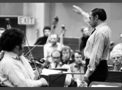 Boulez, yelled the timp, that was Abraca-f***ing-tastic