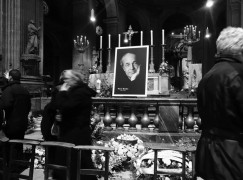 At Pierre Boulez's funeral service: 'Beauty will save the world'