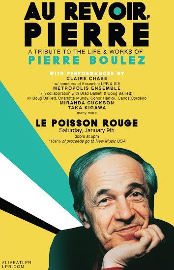 boulez tribute LPR