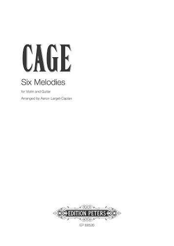 cage melodies