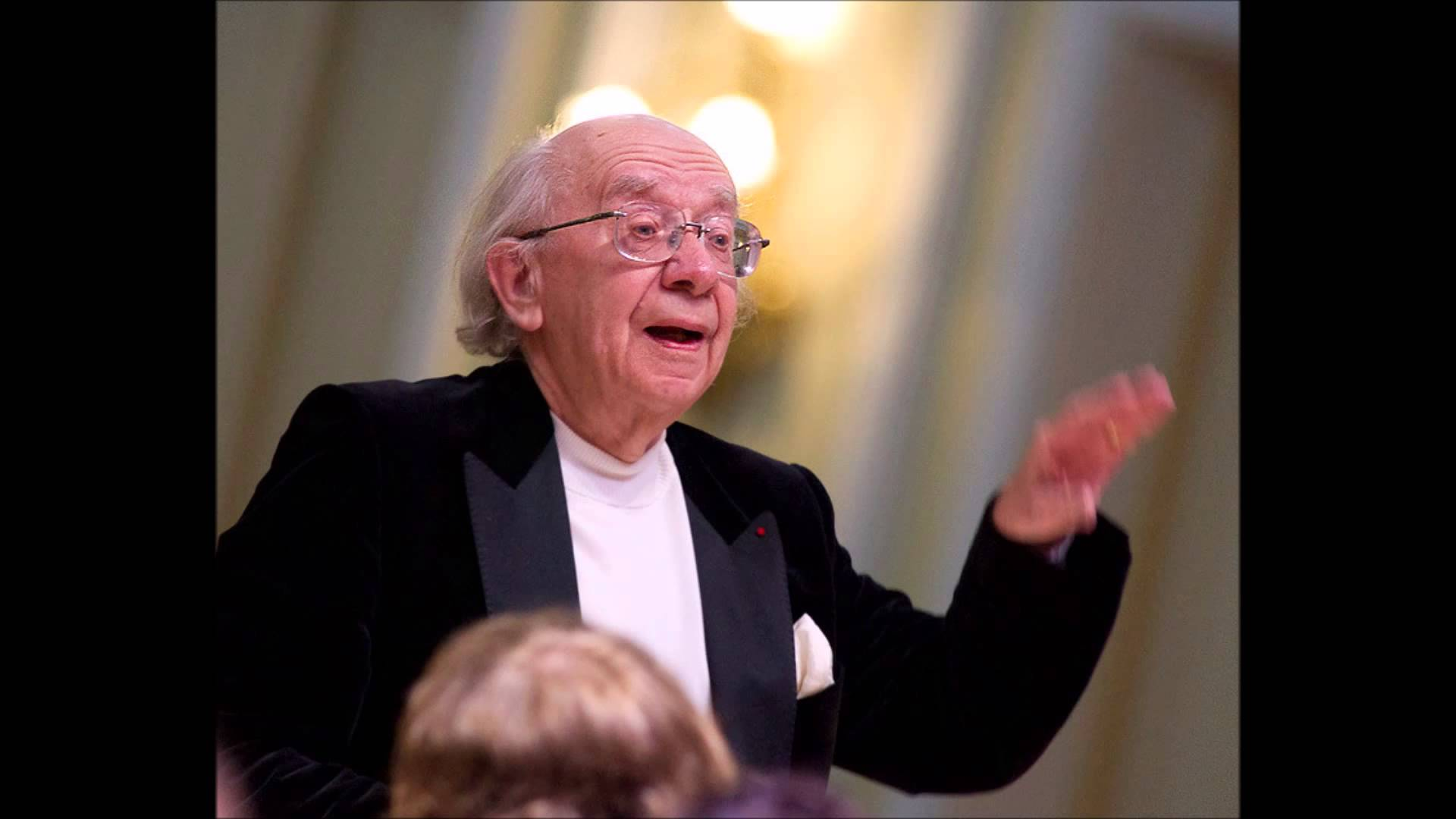 Gennady Rozhdestvensky, conductor and composer: biography, personal life, creativity 16