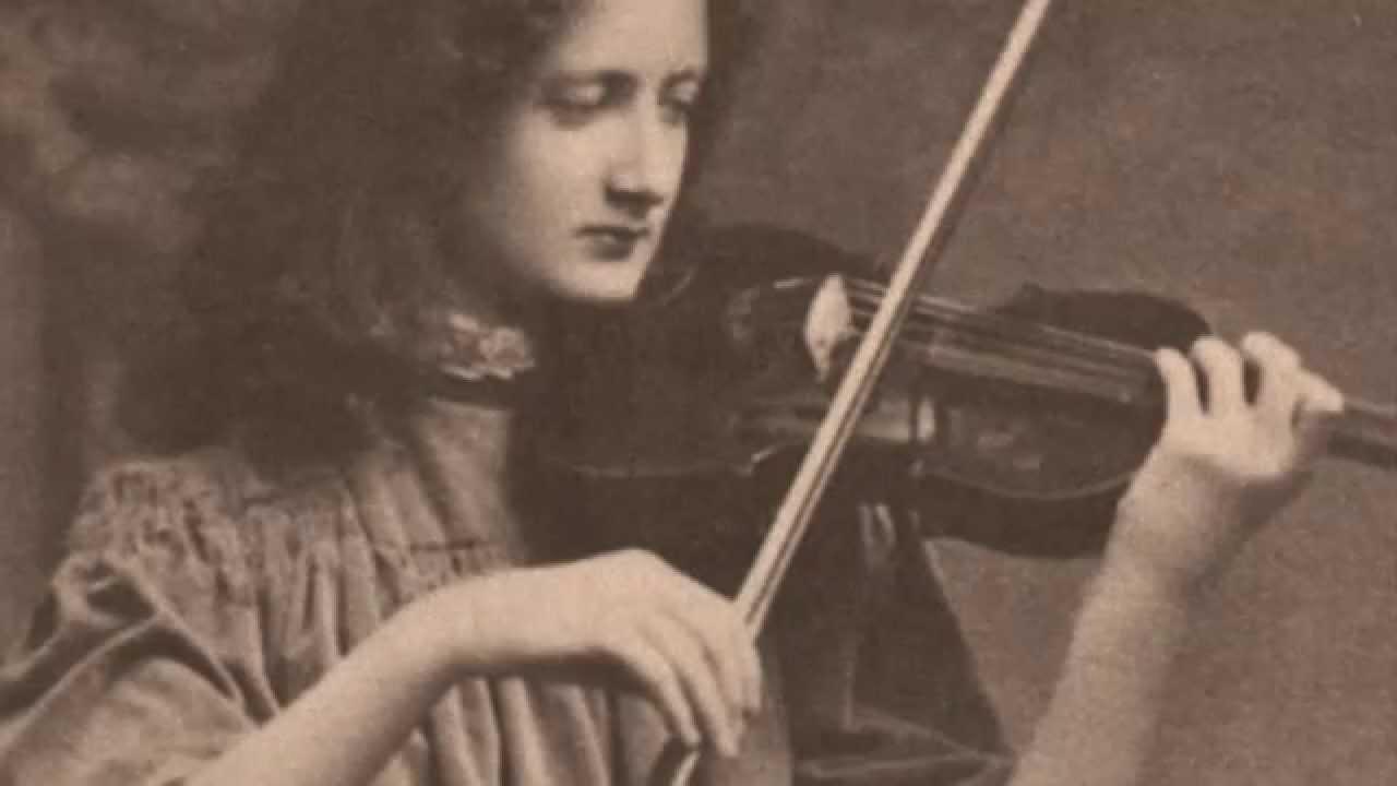 A lost violin concerto turns up in Canada
